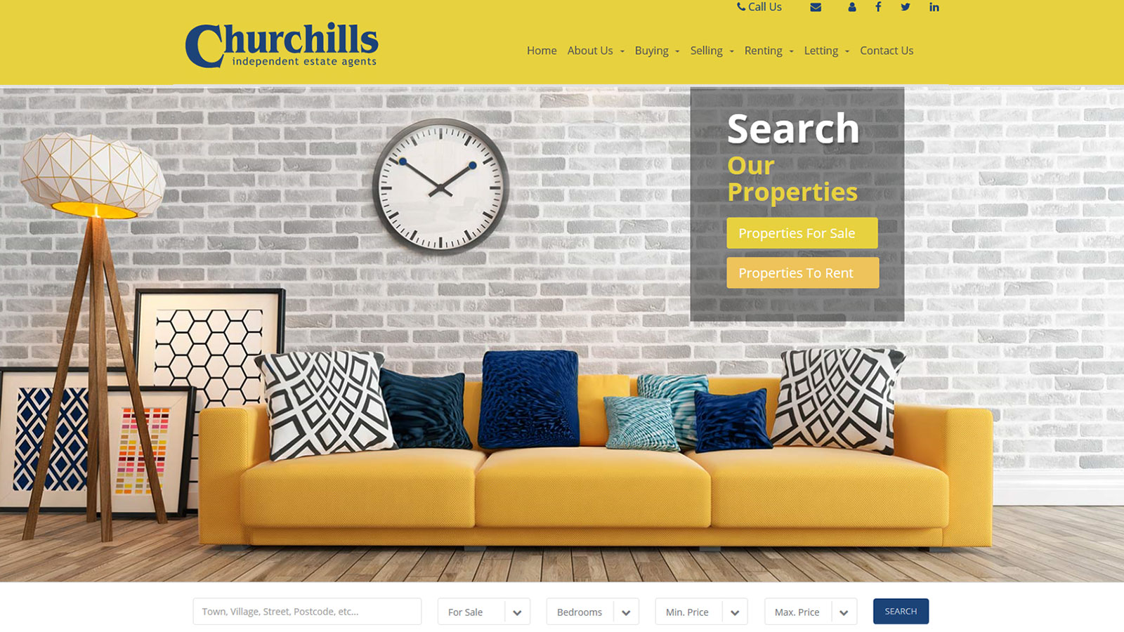 Churchills Independent Estate Agents