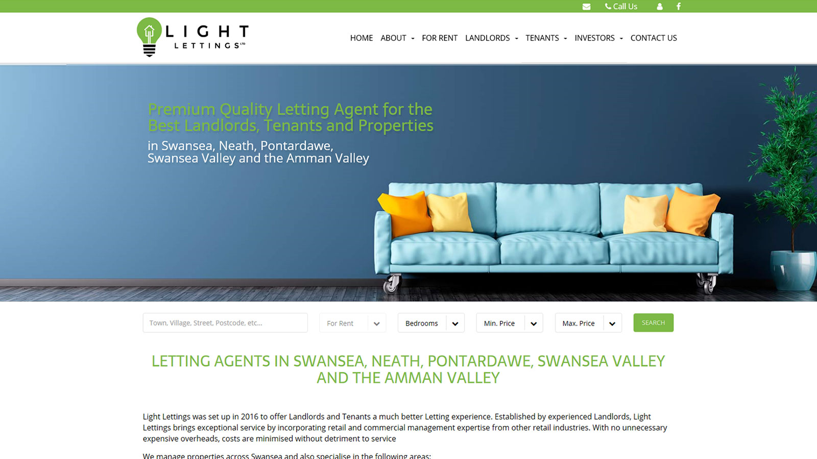 Light Lettings